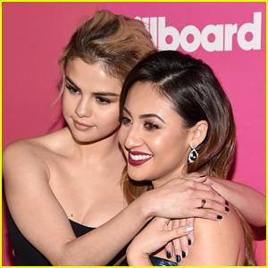 Francia Raisa Says She & Selena Gomez Went Through Depression After Kidney Transplant
