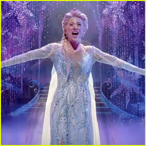 Broadway's 'Frozen' Releases Official Trailer!