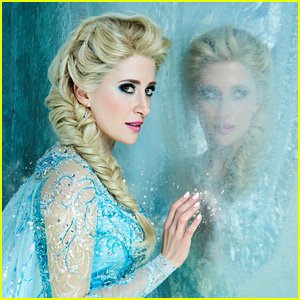 Broadway's 'Frozen' Debuts New Elsa Song 'Dangerous to Dream' Performed by Caissie Levy