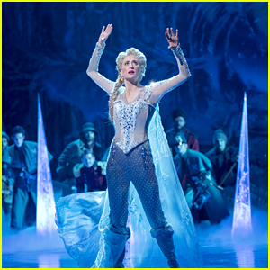 Broadway's 'Frozen' Releases New Production Pictures!