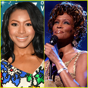 Gabrielle Dennis Cast as Whitney Houston in 'Bobby Brown Story'