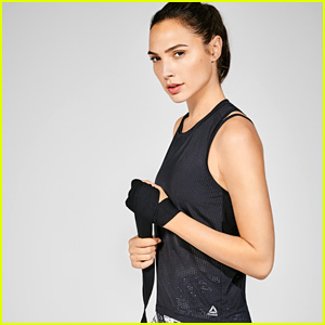 Gal Gadot Partners with Reebok for New Campaign!