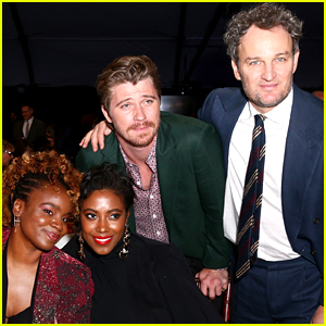 Garrett Hedlund, Dee Rees, & 'Mudbound' Team Accept Special Honor at Spirit Awards 2018