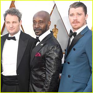 Garrett Hedlund, Rob Morgan, & Jason Clarke Bring 'Mudbound' to Oscars 2018!
