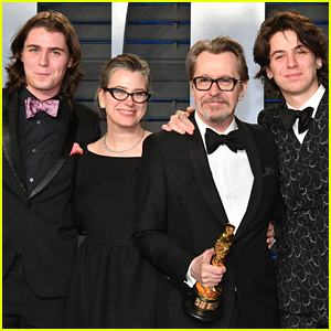 Gary Oldman's Son Defends Him Against Ex-Wife's Allegations