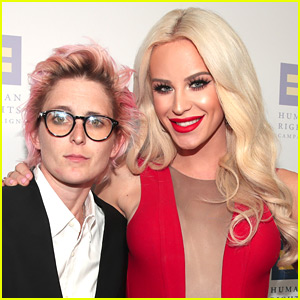 Gigi Gorgeous is Engaged to Nats Getty - Watch the Romantic Proposal!