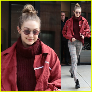 Gigi Hadid Steps Out for the First Time Since News of Zayn Malik Breakup