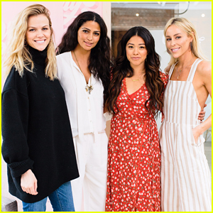 Gina Rodriguez, Camila Alves & Brooklyn Decker Celebrate Women To Watch