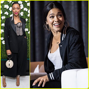 Gina Rodriguez, Sonequa Martin-Green & More Women in TV Emphasize Jobs as Time's Up Next Step!