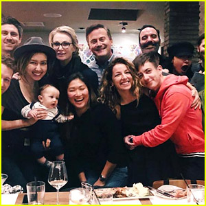 The 'Glee' Cast & Crew Members Had a Major Reunion - See the Pic!