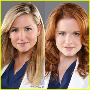 Jessica Capshaw & Sarah Drew to Exit 'Grey's Anatomy'