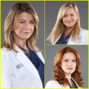 'Grey's Anatomy' Showrunner Slams Idea That Ellen Pompeo's Salary Caused Jessica Capshaw & Sarah Drew Exits