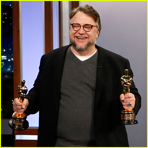Guillermo del Toro Reveals First Thing He Did After Winning Oscars on 'Jimmy Kimmel' - Watch Here!