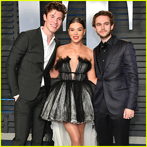 Hailee Steinfeld, Shawn Mendes, & Zedd Make the Vanity Fair Oscar Party More Musical!