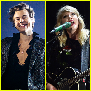 Harry Styles Briefly References Taylor Swift's '22' in Concert