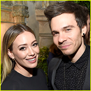 Hilary Duff Adopts Senior Dog with Boyfriend Matthew Koma!