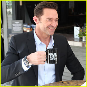Hugh Jackman & Laughing Man Coffee Want You to 'Make Every Cup Count'