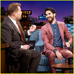 James Corden Blames L.A Water Crisis on Darren Criss in 'Assassination of Gianni Versace'