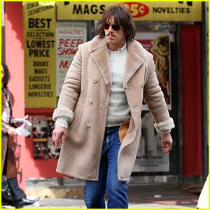 James Franco Films 'The Deuce' Season 2 in New York City
