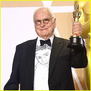 'Call Me By Your Name' Writer James Ivory Becomes Oldest Oscar Winner Ever!