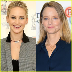 Jennifer Lawrence & Jodie Foster Will Present Best Actress at Oscars 2018