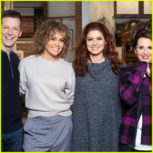Jennifer Lopez Brings 'Shades of Blue' to 'Will & Grace' - Watch Now!
