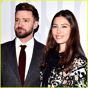 Jessica Biel Cheers on Justin Timberlake at 'MOTW' Opening Night!