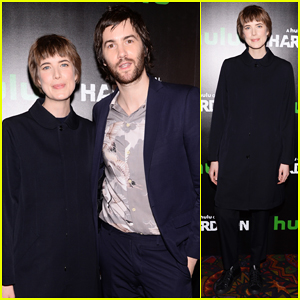 Jim Sturgess & Agyness Deyn Team Up To Premiere Their Hulu Series 'Hard Sun' - Watch Trailer!