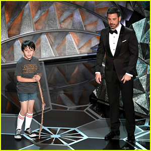 Jimmy Kimmel's 9-Year-Old Self Thinks He's 10 Years Older Than He Really Is!