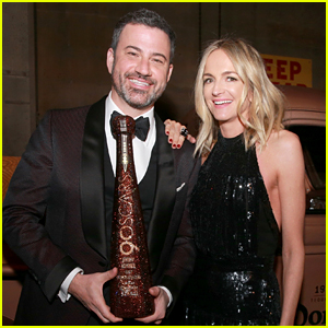 Jimmy Kimmel Hosts Star-Studded Oscars After Party with Wife Molly!