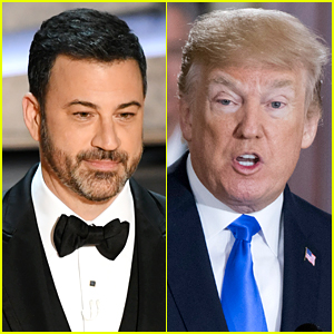 Jimmy Kimmel Claps Back at Trump's Oscars Ratings Dig
