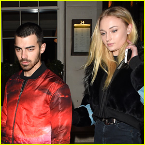 Joe Jonas Has a New Tattoo & Some Fans Think It's a Nod to Sophie Turner!