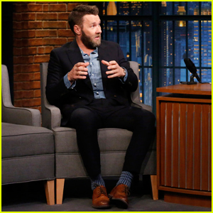 Joel Edgerton Says He Would Be a Very Bad Spy on 'Late Night'!