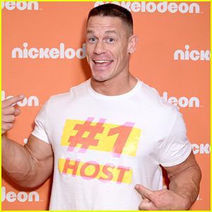 John Cena Announces New Shows at Nickelodeon Upfronts 2018!
