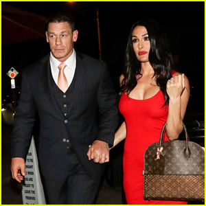 John Cena Has Date Night with Nikki Bella After Kids' Choice Awards 2018