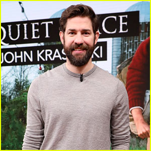 John Krasinski Opens Up About Working With Wife Emily Blunt on 'A Quiet Place'