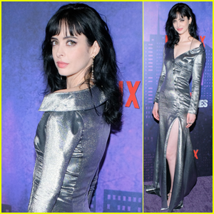 Krysten Ritter Gets Glam at 'Jessica Jones' Season 2 New York Premiere