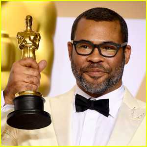 Jordan Peele Put His Oscar in the Perfect Location