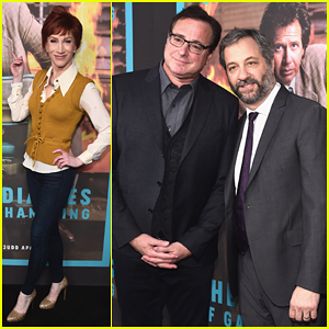 Judd Apatow Gets Support from Kathy Griffin & Bob Saget at 'Zen Diaries of Garry Shandling' Documentary Premiere!