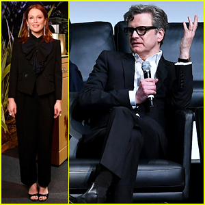 Julianne Moore & Colin Firth Help Chopard Announce 100% Ethical Gold Pledge at Baselworld 2018!