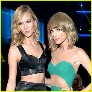 Karlie Kloss Gives Update on Friendship with Taylor Swift!