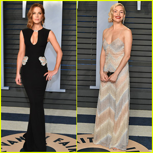 Kate Beckinsale & Sienna Miller Go High Fashion at Oscars 2018 After Party!