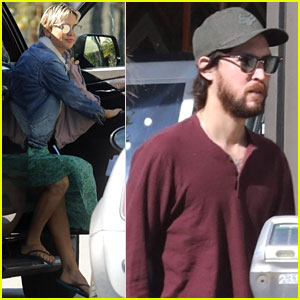 Kate Hudson & Boyfriend Danny Fujikawa Couple Up for Brunch
