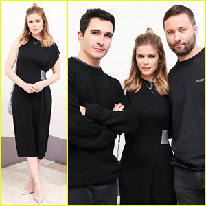 Kate Mara Celebrates Proenza Schouler Arizona Fragrance Launch!