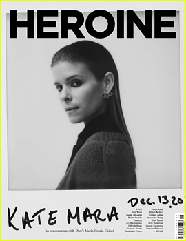 Kate Mara Covers 'Heroine' Magazine's New Issue!