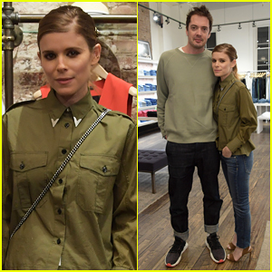 Kate Mara Teams Up with Rag & Bone To Benefit The Humane Society International!