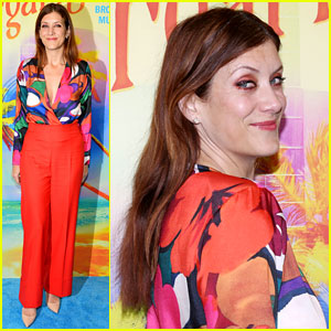 Kate Walsh Meets Jimmy Buffett at 'Escape to Margaritaville' Opening Night on Broadway