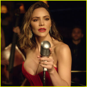 Katharine McPhee Covers Frank Sinatra's 'Night and Day' - Watch Now!