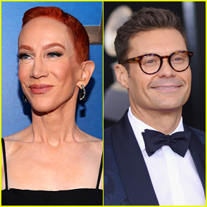 Kathy Griffin Offers Job to Ryan Seacrest's Sexual Misconduct Accuser