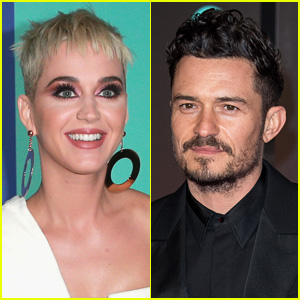 Katy Perry & Orlando Bloom Reunite, Fuel Romance Rumors